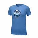 Women's Nike 2017 US Youth Soccer Region IV Championships Tee - Sky Blue