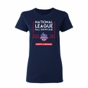 Women's Nike US Youth Soccer National League 2016 NC Event Tee - Navy