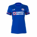 Women's Under Armour Cruz Azul 2017/2018 Home Jersey