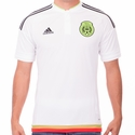 Youth adidas Mexico 2016 Away Jersey