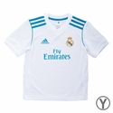 Youth adidas Real Madrid 2017/2018 Home Jersey