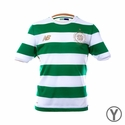 Youth New Balance Celtic FC 2017/2018 Home Jersey