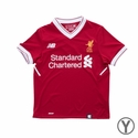 Youth New Balance Liverpool FC 2017/2018 Home Jersey