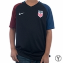 Youth Nike USA 2016 Stadium Away Jersey