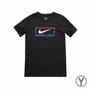 Youth Nike USA Swoosh Tee