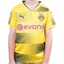 Youth Puma Borussia Dortmund 2017/2018 Home Jersey