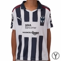 Youth Puma Monterrey 2016/2017 Home Jersey