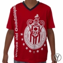 Youth Rhinox Chivas Home Poly Tee - Red