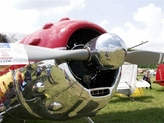 Aircraft Engine Detailing