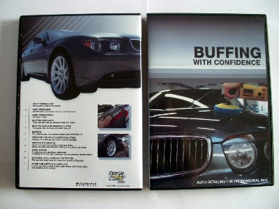 Auto Detail Buffing DVD