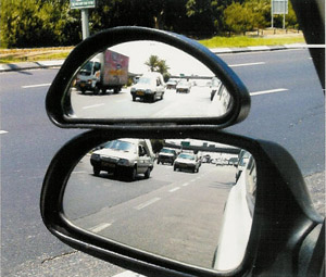 Auxiliary Side View Mirror