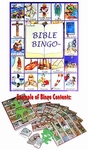 Bible Bingo Children's Game