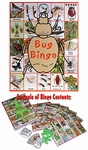 Bug Bingo Children's Game