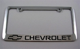 Chevrolet License Frame