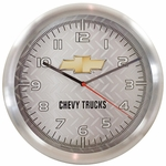 Chevy Truck Wall Clock