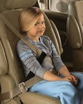 Child's Seat Belt Positioner