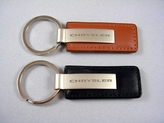 Chrysler Leather Key Chains