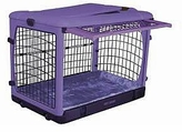 Collapsible Steel Dog Crate