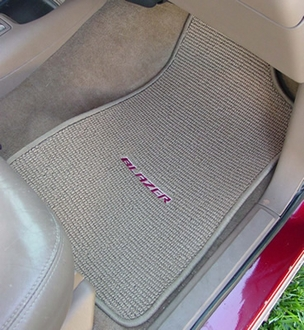 Custom Auto Floor Mats (4-pc)