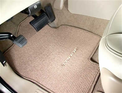 Custom Berber Floor Mats