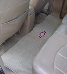 Custom SUV/Truck Floor Mats (3-pc)