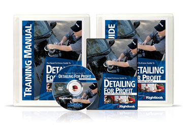 Detailing Video Series (DVD)