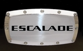 Escalade Hitch Cover