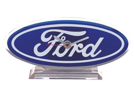 Ford Desk Clock