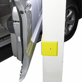 Garage Corner Door Guard