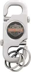 Harley Dual Key Chain