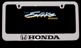 Honda License Frame