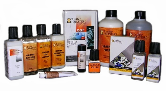 Leather Master Products