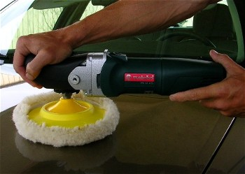 Metabo Rotary Polisher