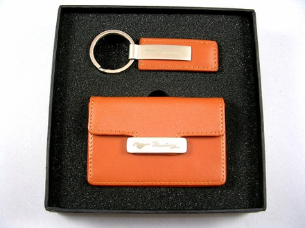Mustang Key Chain Set