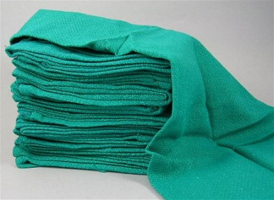 No-Lint Glass Towels