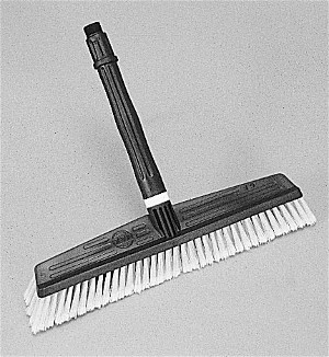 Optional RV Brush