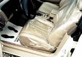 Paper Floor Mats & Seat Covers