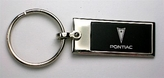 Pontiac Key Chain