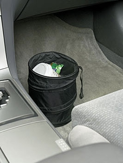 Pop-Up Litter Bag