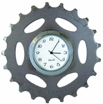 Recycled Cog Desk Clock