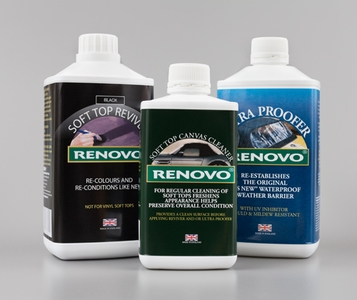 Renovo Convertible Top Renew