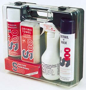 S100 Motorcycle Detail Kit