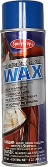 Sprayway Instant Detail Wax