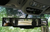 Extra Wide Rear View Mirror