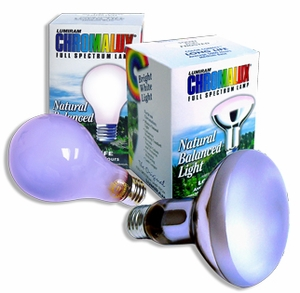Full Spectrum Light Bulb 100 Watt