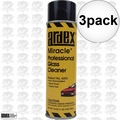 Ardex Wax 6203-01-3 3x 19 OZ Miracle Glass Cleaner