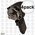 "Astro Pneumatic 1822 4pk 1/2"" NANO Impact Wrench Air Powered Shorty Impact"