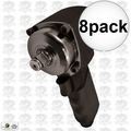 "Astro Pneumatic 1822 8pk 1/2"" NANO Impact Wrench Air Powered Shorty Impact"