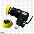 "Astro Pneumatic 321 ONYX Micro 2"" Random Orbit Sander-Hook + Loop-3mm Orbit"