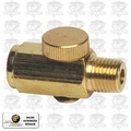 "Astro Pneumatic 5706 Air Valve Pressure ""Cheater"" Valve Brass"